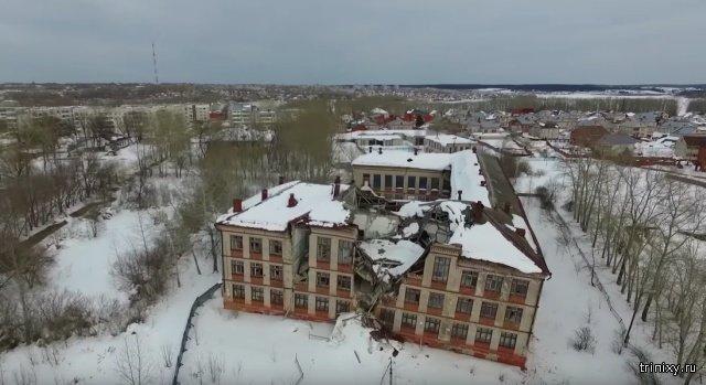 Почему город Березники в Пермском крае медленно разрушается