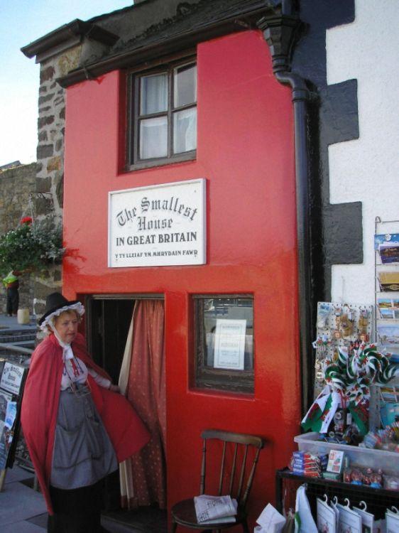 Маленькие дома в мире