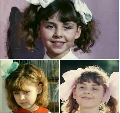 Красивые девочки из советского детства, которые были нами забыты актриса