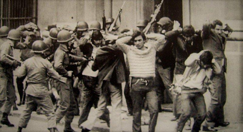 Как Пиночет пришел к власти? всемирная история