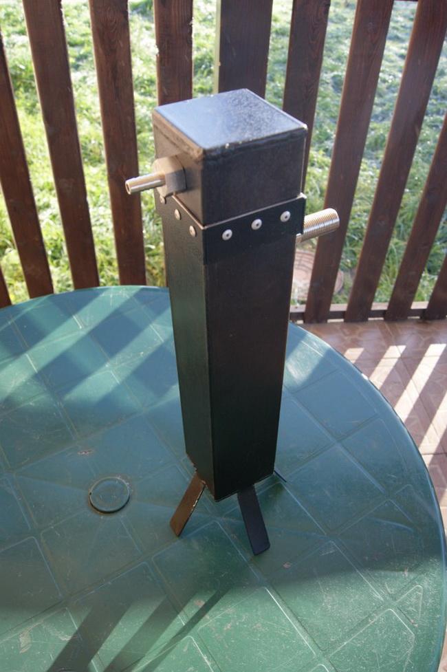Самодельный генератор холодного дыма для копчения самоделкин