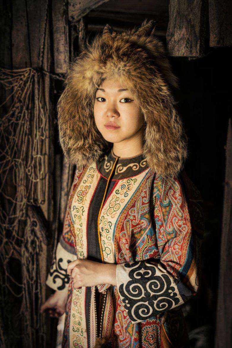 Необъятная Россия: потрясающие портреты народов Сибири