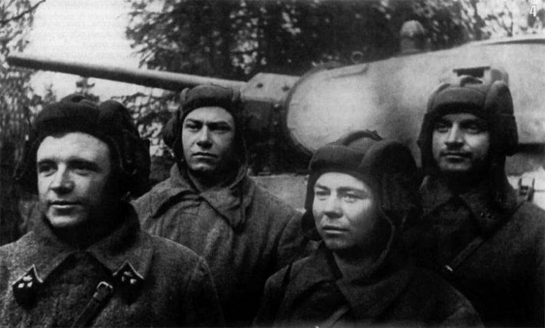 Советский танкист-рекордсмен Дмитрий Лавриненко Война и мир