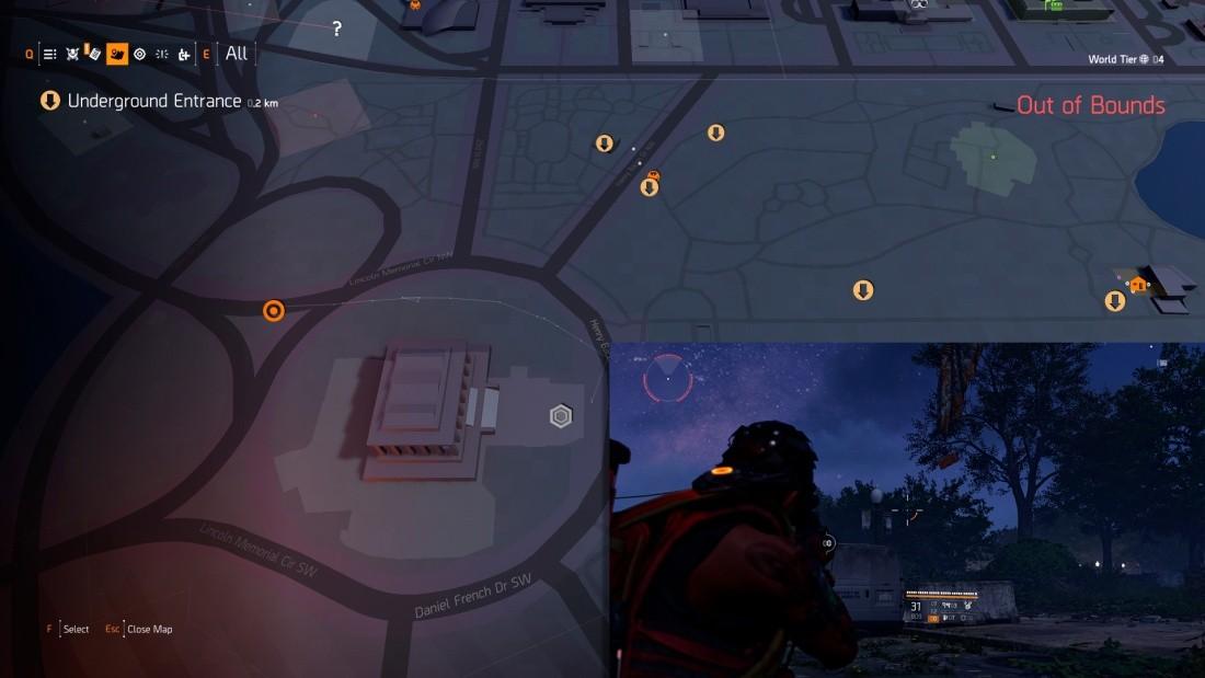 The Division 2 - различные секреты в игре action