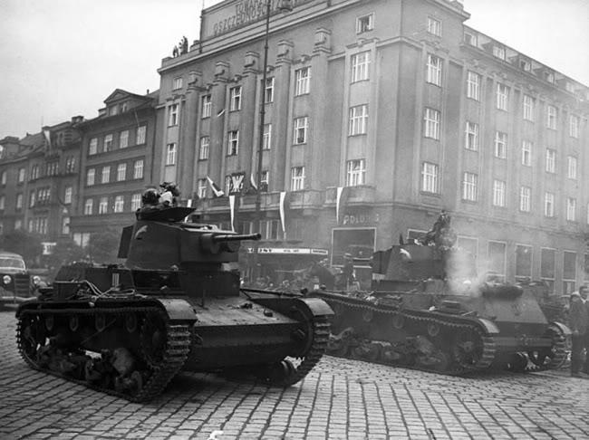 Танковое позорище Германии в 1938 году Война и мир
