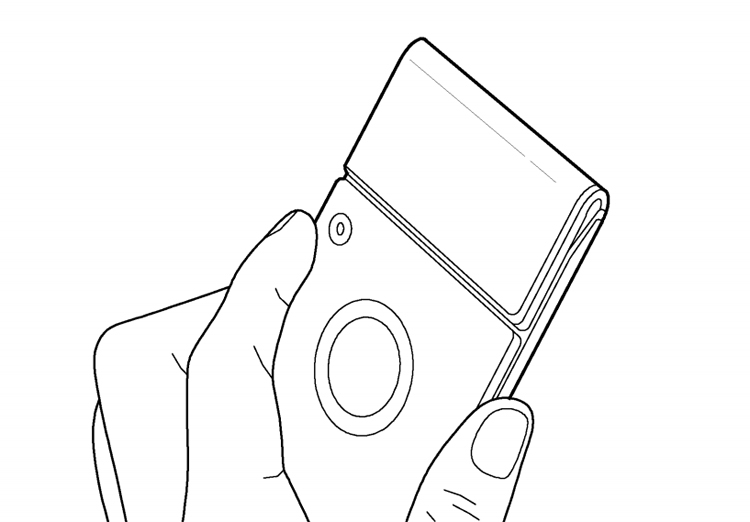 В Samsung придумали гибкий смартфон со съёмной камерой новости