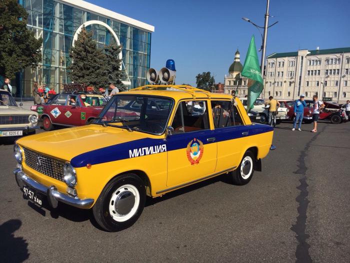 Операция Перехват: какими были автомобили ГАИ СССР