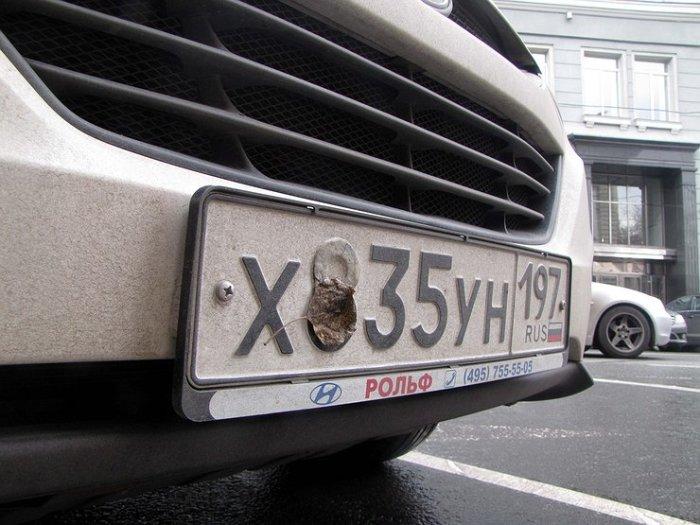 Можно ли без последствий подкрасить номер и еще 3 вопроса о «народных» лайфхаках с номерными знаками