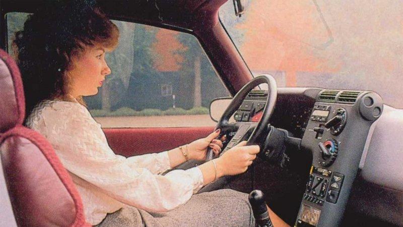 GMC Centaur 1988: забытый концепт-кар