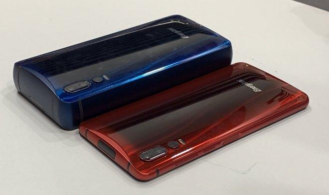 Energizer представила самый странный смартфон за свою историю Energizer