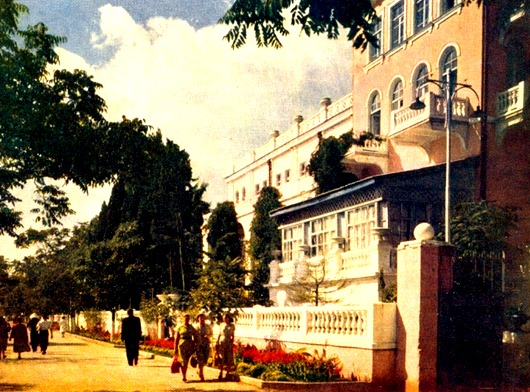 Советская Алушта