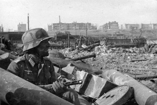Катакомбы Сталинграда